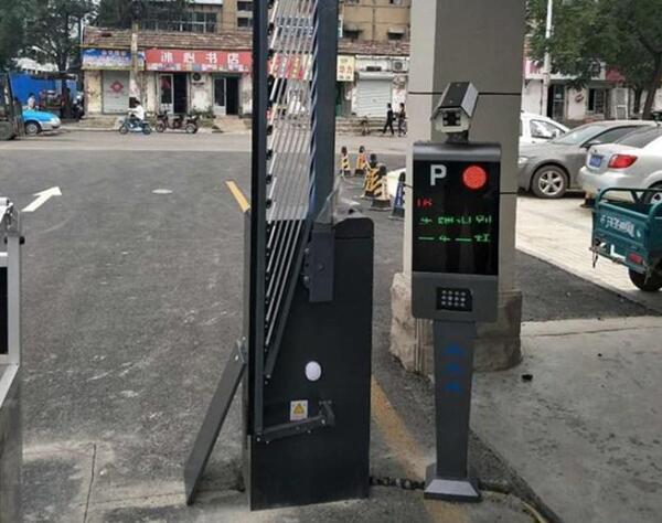 车牌识别停车场系统的安装事项